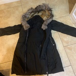 Mackage Trish Lavish Fur coat